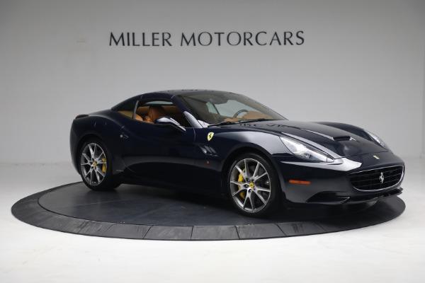 Used 2010 Ferrari California for sale Call for price at Alfa Romeo of Westport in Westport CT 06880 16
