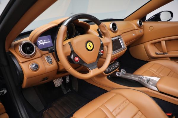 Used 2010 Ferrari California for sale Call for price at Alfa Romeo of Westport in Westport CT 06880 18