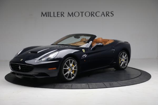 Used 2010 Ferrari California for sale Call for price at Alfa Romeo of Westport in Westport CT 06880 2