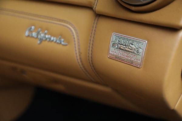 Used 2010 Ferrari California for sale Call for price at Alfa Romeo of Westport in Westport CT 06880 27