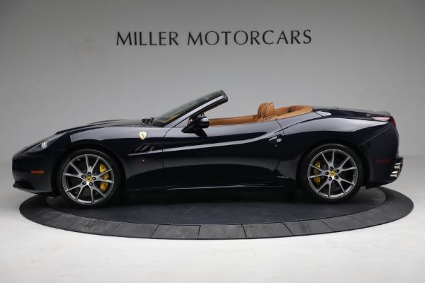 Used 2010 Ferrari California for sale Call for price at Alfa Romeo of Westport in Westport CT 06880 3