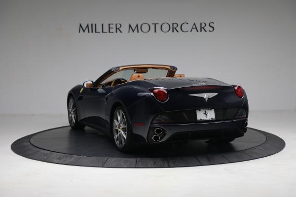 Used 2010 Ferrari California for sale Call for price at Alfa Romeo of Westport in Westport CT 06880 5