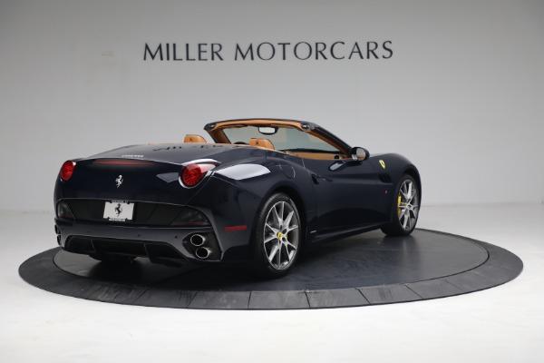 Used 2010 Ferrari California for sale Call for price at Alfa Romeo of Westport in Westport CT 06880 7