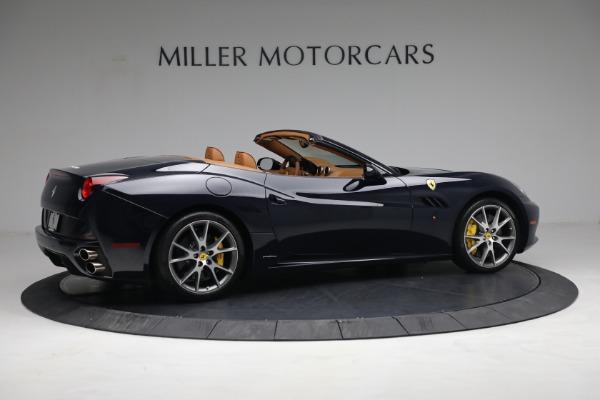 Used 2010 Ferrari California for sale Call for price at Alfa Romeo of Westport in Westport CT 06880 8