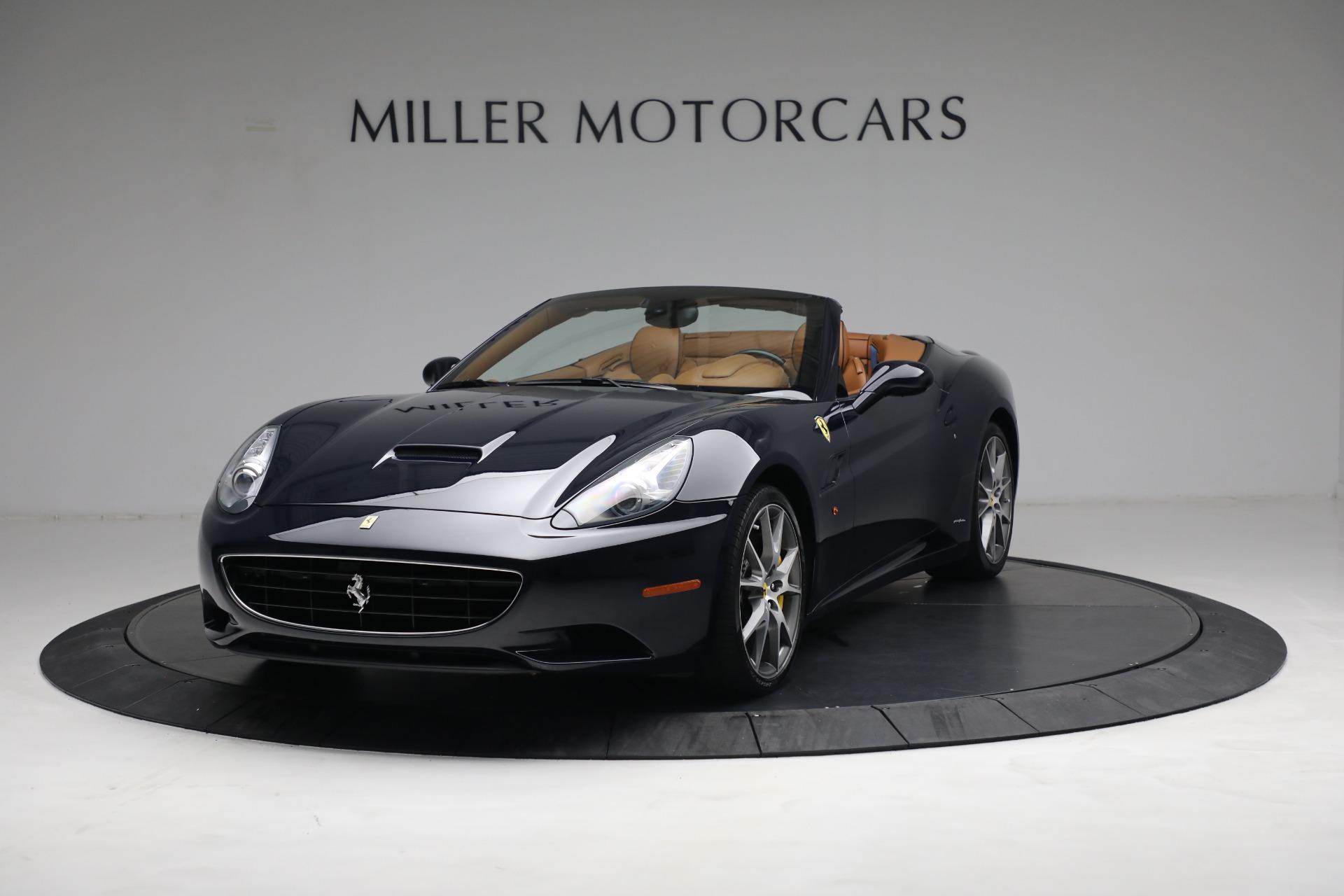 Used 2010 Ferrari California for sale Call for price at Alfa Romeo of Westport in Westport CT 06880 1