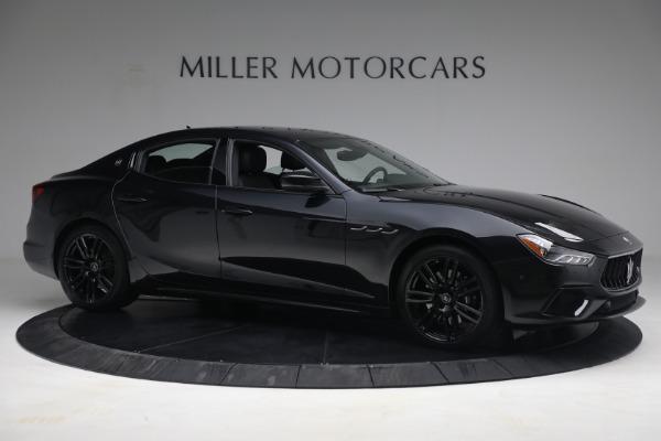 New 2021 Maserati Ghibli SQ4 for sale $92,894 at Alfa Romeo of Westport in Westport CT 06880 10