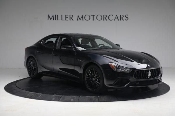 New 2021 Maserati Ghibli SQ4 for sale $92,894 at Alfa Romeo of Westport in Westport CT 06880 11