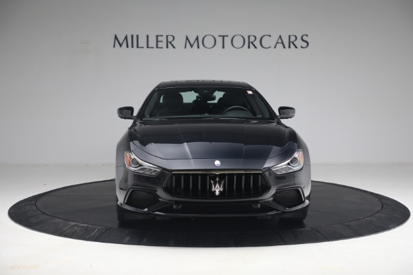 New 2021 Maserati Ghibli SQ4 for sale $92,894 at Alfa Romeo of Westport in Westport CT 06880 12