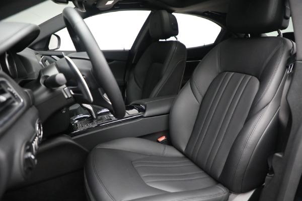 New 2021 Maserati Ghibli SQ4 for sale $92,894 at Alfa Romeo of Westport in Westport CT 06880 15