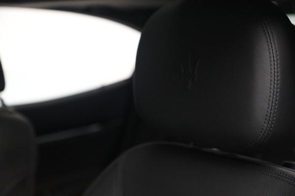 New 2021 Maserati Ghibli SQ4 for sale $92,894 at Alfa Romeo of Westport in Westport CT 06880 16