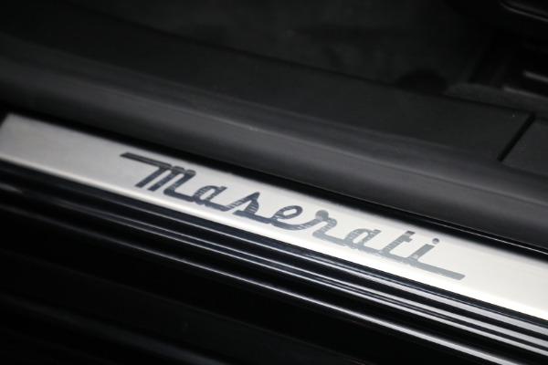 New 2021 Maserati Ghibli SQ4 for sale $92,894 at Alfa Romeo of Westport in Westport CT 06880 20