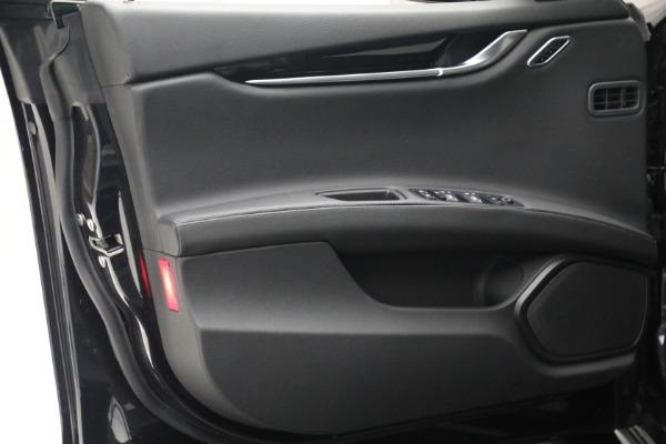 New 2021 Maserati Ghibli SQ4 for sale $92,894 at Alfa Romeo of Westport in Westport CT 06880 21