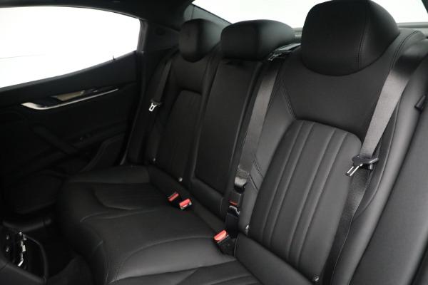 New 2021 Maserati Ghibli SQ4 for sale $92,894 at Alfa Romeo of Westport in Westport CT 06880 22