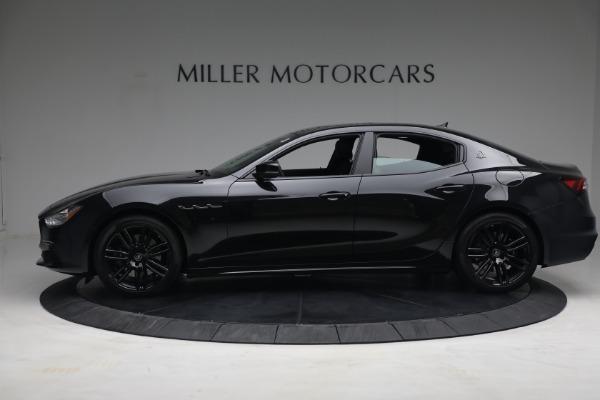 New 2021 Maserati Ghibli SQ4 for sale $92,894 at Alfa Romeo of Westport in Westport CT 06880 3