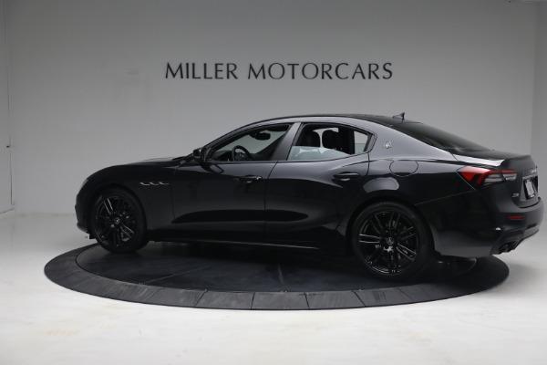 New 2021 Maserati Ghibli SQ4 for sale $92,894 at Alfa Romeo of Westport in Westport CT 06880 4