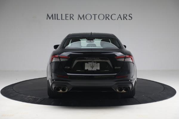 New 2021 Maserati Ghibli SQ4 for sale $92,894 at Alfa Romeo of Westport in Westport CT 06880 6