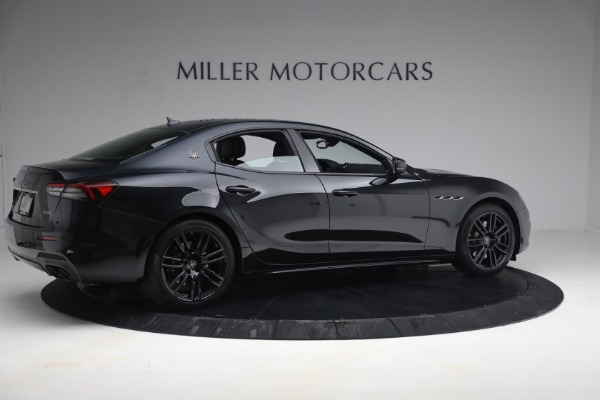 New 2021 Maserati Ghibli SQ4 for sale $92,894 at Alfa Romeo of Westport in Westport CT 06880 8