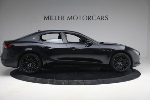 New 2021 Maserati Ghibli SQ4 for sale $92,894 at Alfa Romeo of Westport in Westport CT 06880 9