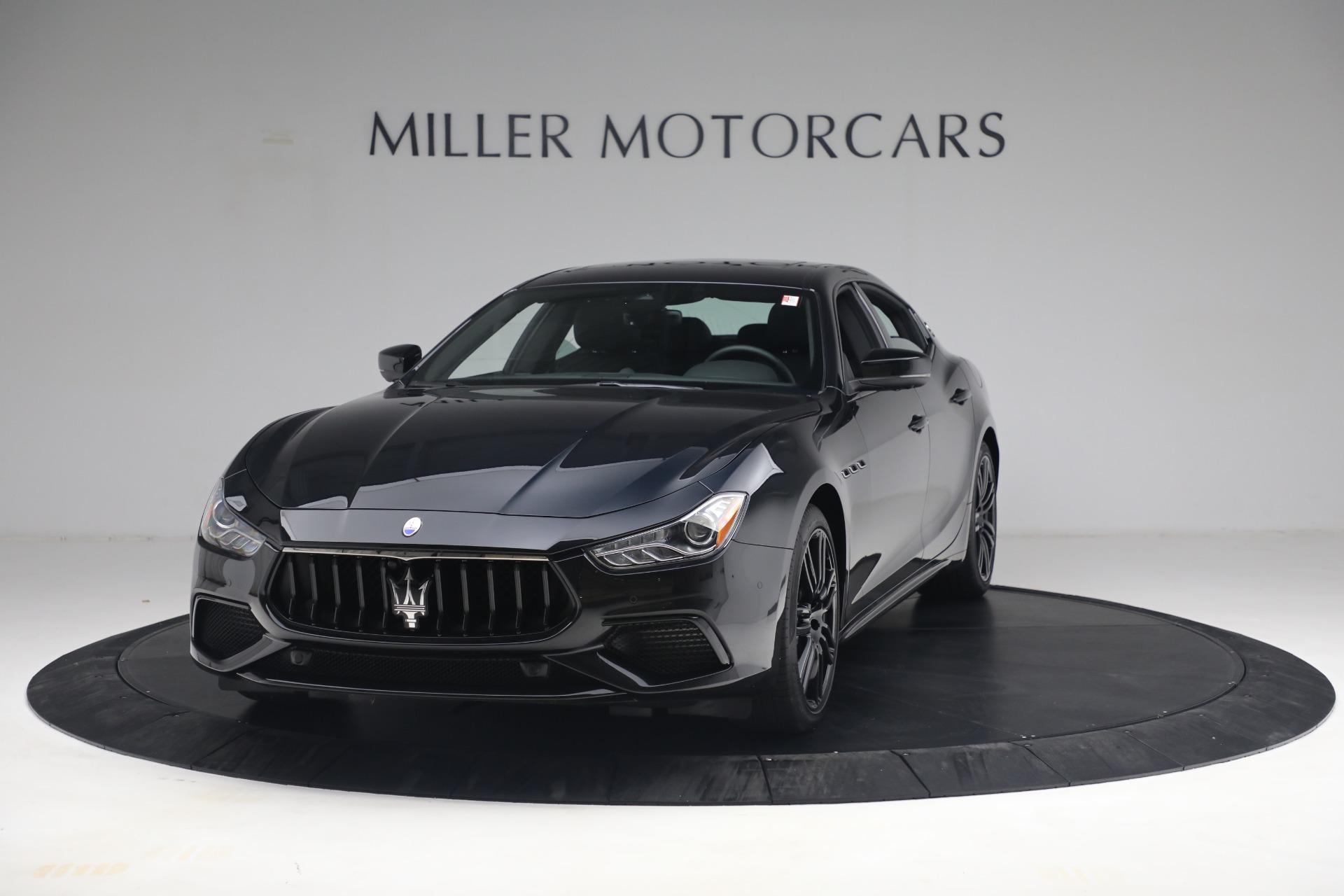 New 2021 Maserati Ghibli SQ4 for sale $92,894 at Alfa Romeo of Westport in Westport CT 06880 1