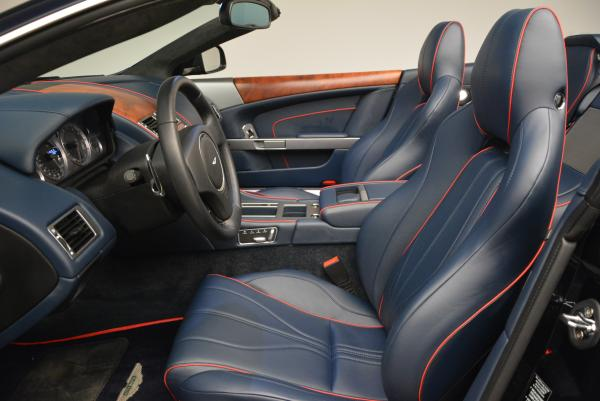 Used 2014 Aston Martin DB9 Volante for sale Sold at Alfa Romeo of Westport in Westport CT 06880 13