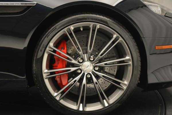 Used 2014 Aston Martin DB9 Volante for sale Sold at Alfa Romeo of Westport in Westport CT 06880 20