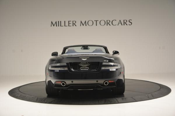 Used 2014 Aston Martin DB9 Volante for sale Sold at Alfa Romeo of Westport in Westport CT 06880 6