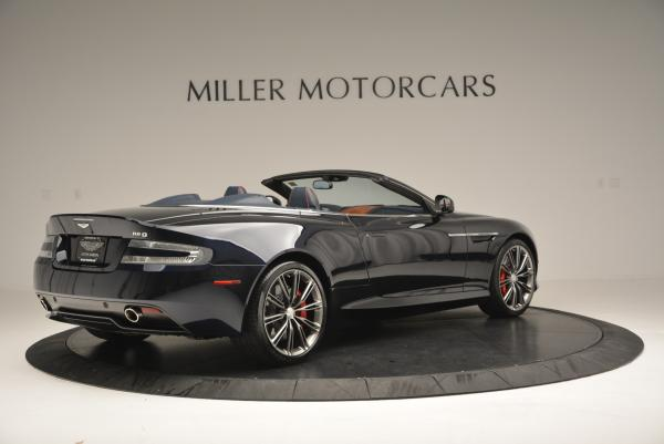 Used 2014 Aston Martin DB9 Volante for sale Sold at Alfa Romeo of Westport in Westport CT 06880 8