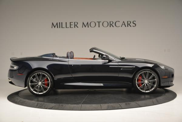 Used 2014 Aston Martin DB9 Volante for sale Sold at Alfa Romeo of Westport in Westport CT 06880 9
