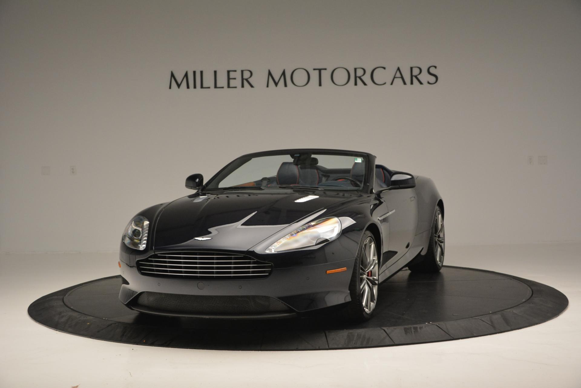 Used 2014 Aston Martin DB9 Volante for sale Sold at Alfa Romeo of Westport in Westport CT 06880 1