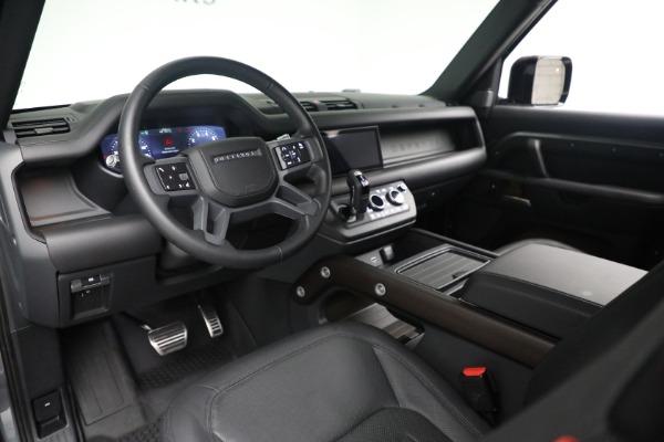 Used 2021 Land Rover Defender 90 X for sale $84,900 at Alfa Romeo of Westport in Westport CT 06880 10