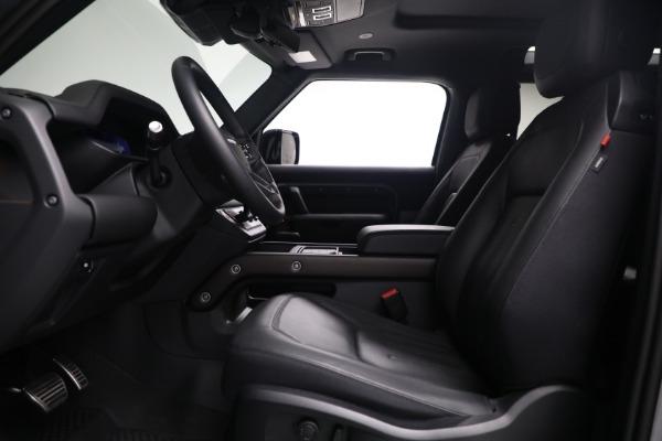 Used 2021 Land Rover Defender 90 X for sale $84,900 at Alfa Romeo of Westport in Westport CT 06880 11