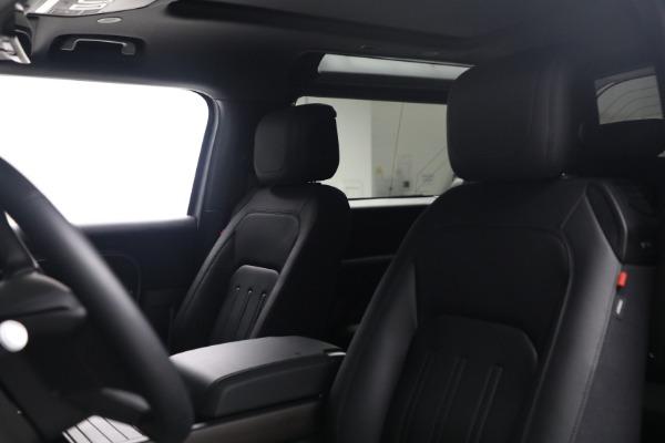 Used 2021 Land Rover Defender 90 X for sale $84,900 at Alfa Romeo of Westport in Westport CT 06880 12