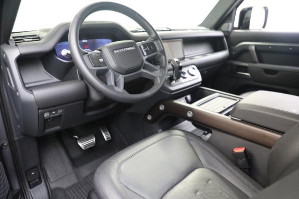 Used 2021 Land Rover Defender 90 X for sale $84,900 at Alfa Romeo of Westport in Westport CT 06880 14