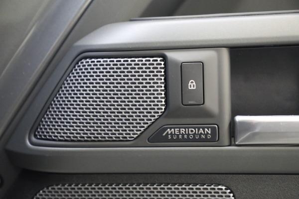 Used 2021 Land Rover Defender 90 X for sale $84,900 at Alfa Romeo of Westport in Westport CT 06880 19