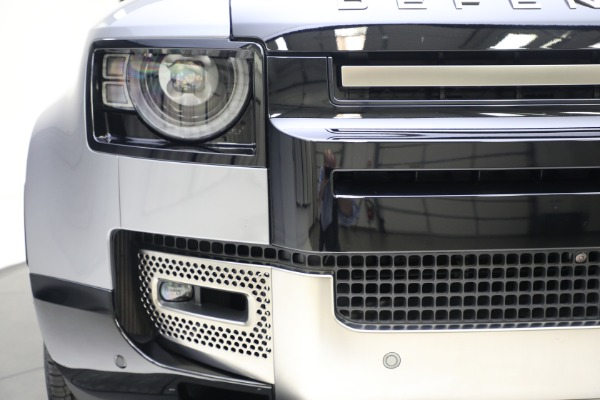 Used 2021 Land Rover Defender 90 X for sale $84,900 at Alfa Romeo of Westport in Westport CT 06880 24
