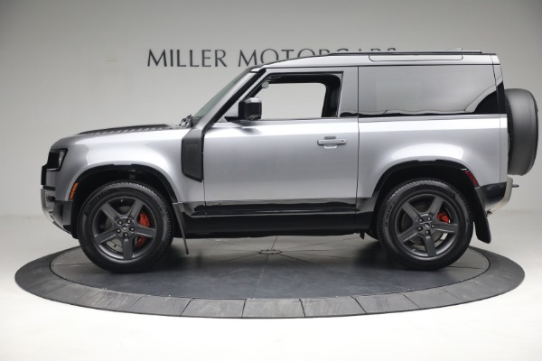 Used 2021 Land Rover Defender 90 X for sale $84,900 at Alfa Romeo of Westport in Westport CT 06880 3