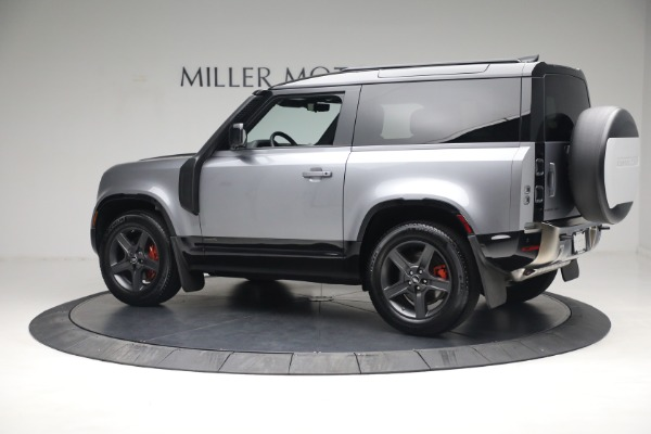 Used 2021 Land Rover Defender 90 X for sale $84,900 at Alfa Romeo of Westport in Westport CT 06880 4