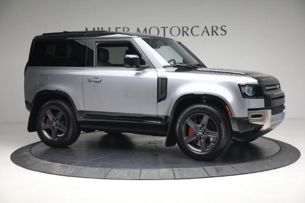 Used 2021 Land Rover Defender 90 X for sale $84,900 at Alfa Romeo of Westport in Westport CT 06880 7
