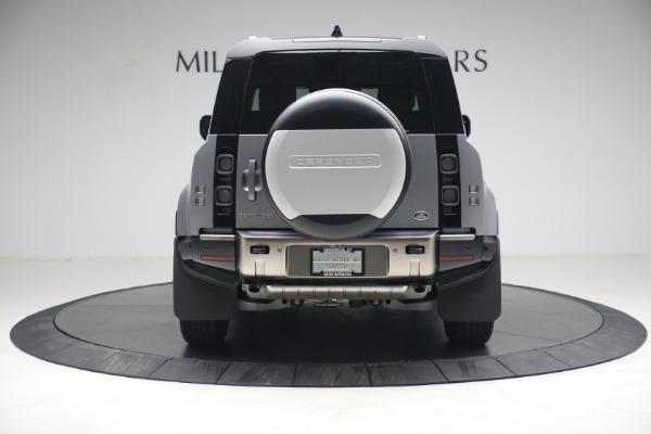 Used 2021 Land Rover Defender 90 X for sale $84,900 at Alfa Romeo of Westport in Westport CT 06880 9