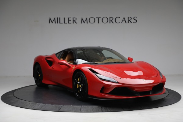 Used 2021 Ferrari F8 Tributo for sale Call for price at Alfa Romeo of Westport in Westport CT 06880 11