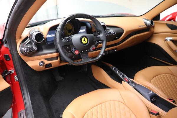 Used 2021 Ferrari F8 Tributo for sale Call for price at Alfa Romeo of Westport in Westport CT 06880 13
