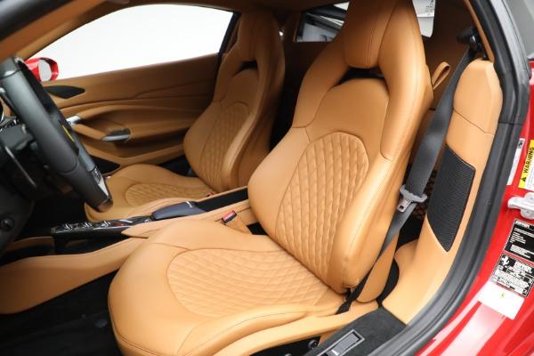 Used 2021 Ferrari F8 Tributo for sale Call for price at Alfa Romeo of Westport in Westport CT 06880 15