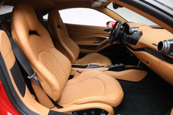 Used 2021 Ferrari F8 Tributo for sale Call for price at Alfa Romeo of Westport in Westport CT 06880 18