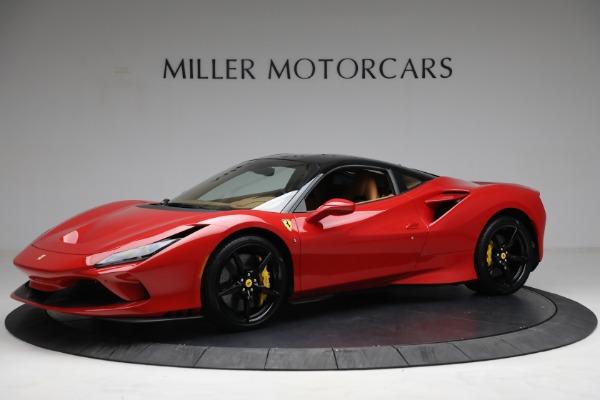 Used 2021 Ferrari F8 Tributo for sale Call for price at Alfa Romeo of Westport in Westport CT 06880 2