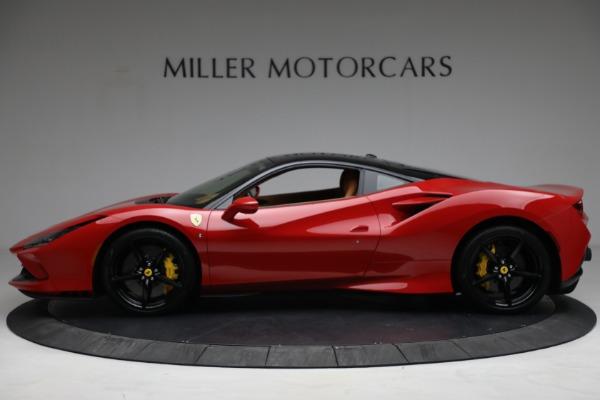 Used 2021 Ferrari F8 Tributo for sale Call for price at Alfa Romeo of Westport in Westport CT 06880 3