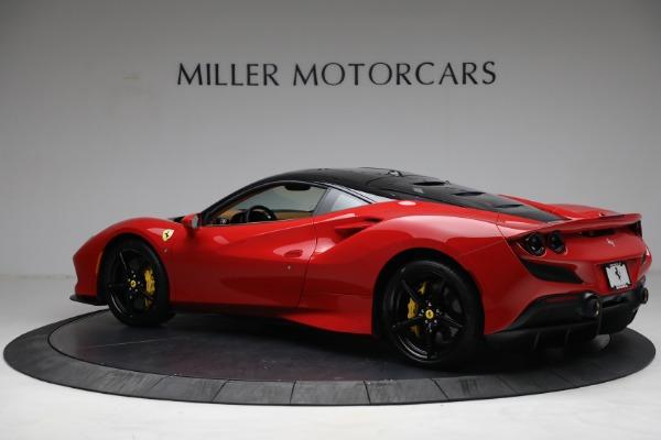 Used 2021 Ferrari F8 Tributo for sale Call for price at Alfa Romeo of Westport in Westport CT 06880 4