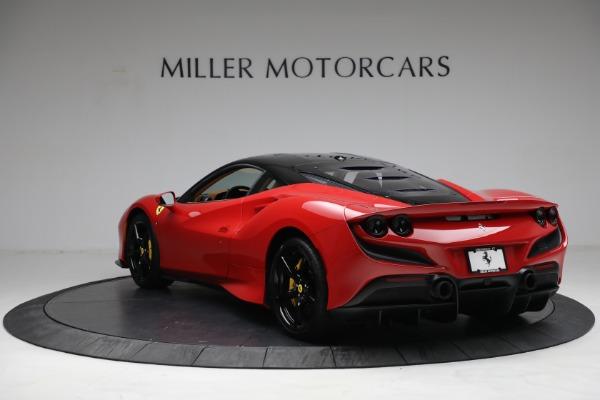 Used 2021 Ferrari F8 Tributo for sale Call for price at Alfa Romeo of Westport in Westport CT 06880 5