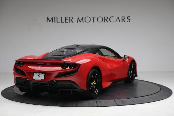 Used 2021 Ferrari F8 Tributo for sale Call for price at Alfa Romeo of Westport in Westport CT 06880 7