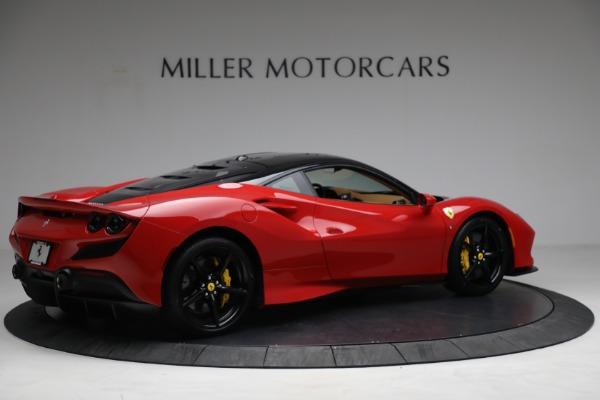Used 2021 Ferrari F8 Tributo for sale Call for price at Alfa Romeo of Westport in Westport CT 06880 8