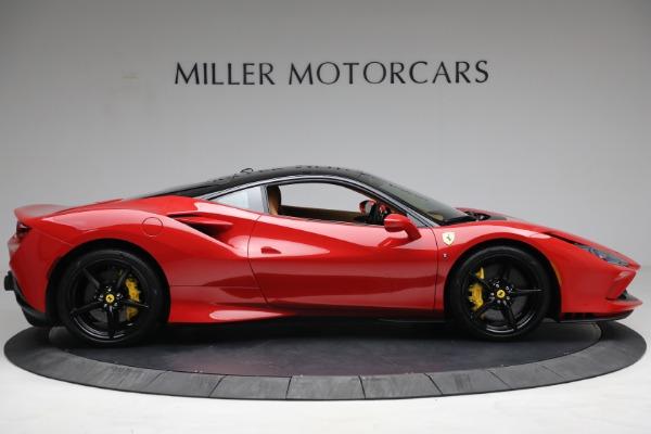 Used 2021 Ferrari F8 Tributo for sale Call for price at Alfa Romeo of Westport in Westport CT 06880 9
